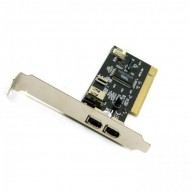 Adaptor slot PCI - 2 x FireWIRE