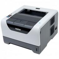 Imprimanta Laser Monocrom Brother HL-5350DN, Duplex, A4, 32 ppm, 1200 x 1200, Retea, USB, Cartus si Unitate Drum Noi