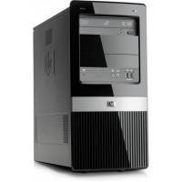 Calculator HP 3120 Pro MiniTower, Intel Pentium E5500 2.80GHz, 2GB DDR2, 250GB SATA, DVD-RW