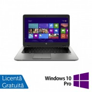 Laptop HP EliteBook 820 G1, Intel Core i5-4300U 1.90GHz, 4GB DDR3, 320GB SATA, Webcam, 12.5 Inch + Windows 10 Pro