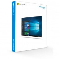 Microsoft Windows 10 Home, 64 bit, Engleza, OEM, DVD
