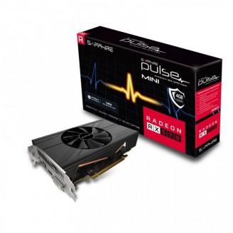 SAPPHIRE PULSE RADEON RX 570, 4G GDDR5-256bit, HDMI, DVI-D, DP, alimentare 6 pini, second hand