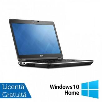 Laptop DELL Latitude E6440, Intel Core i5-4310M 2.70GHz, 8GB DDR3, 120GB SSD, DVD-RW, 14 Inch Full HD, Fara Webcam + Windows 10 Home