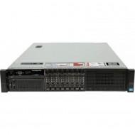 Server Dell PowerEdge R720, 2x Intel Xeon Hexa Core E5-2640 2.50GHz - 3.00GHz, 128GB DDR3 ECC, 2 x 600GB SAS/10K + 4 x 900GB HDD SAS/10K + 2 X 1.2TB SAS/10K HDD, Raid Perc H710 mini, Idrac 7, 2 surse HS