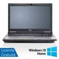 Laptop FUJITSU Celsius H920, Intel Core i7-3720QM 2.60GHz, 32GB DDR3, 2 x 256GB SSD, NVIDIA Quadro K4000M 4GB/256bit, DVD-RW, 17.3 Inch Full HD, Webcam, Tastatura Numerica + Windows 10 Home