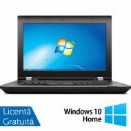 Laptop Lenovo ThinkPad L430, Intel Core i5-3210M 2.50GHz, 8GB DDR3, 120GB SSD, DVD-RW, 14 Inch, Webcam + Windows 10 Home