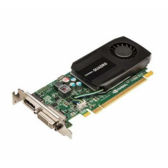 Placa video nVidia Quadro K420, 1GB DDR3, DVI, DisplayPort, Low Profile